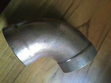 """3"""" - 90* Dwv Elbow Copper Solder Sweat Type Epc New Old Bench Stock"""