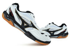 Mizuno WAVE FANG PRO Men's Badminton Shoes Wide Fit White Indoor NWT 71GA170009