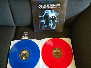 Suicide Commando - Mindstrip redux Doppel-LP