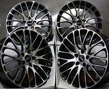 "19"" BMF 170 ALLOY WHEELS FITS VOLVO C30 C70 S40 S60 S80 V40 V50 V60 V70 XC60"