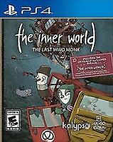 Inner World The Last Wind Monk (Sony PlayStation 4, 2017) NEW SEALED KALYPSO PS4