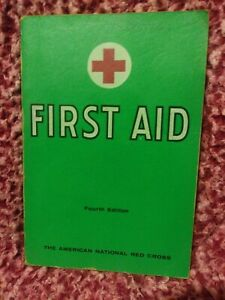 FIRST AID AMERICAN RED CROSS COPY 1957