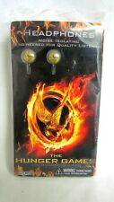 The Hunger Games NECA Official Merchandise Mockingjay Headphones  NEW