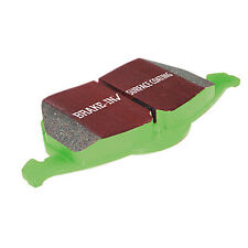 EBC Greenstuff Rear Brake Pads For VW Caddy Life 1.9 TD 2004>2010 - DP2680