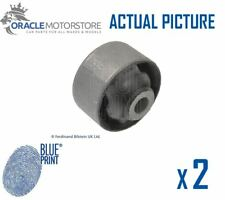 2 x NEW BLUE PRINT FRONT SUSPENSION ARM BUSH PAIR GENUINE OE QUALITY ADG080183