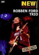 NEW Robben Ford Trio - The Paris Concert (DVD)