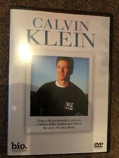 Calvin Klein  - biography True Story Dvd