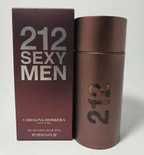 New Carolina Herrera 212 Sexy MEN
