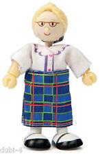 Le Toy Van - Budkins BK928 - Biegepuppe Ms Davis School Teacher Puppenhaus