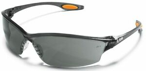 Crews Law 2 Safety Glasses Gray Lens