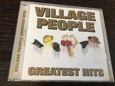 VILLAGE PEOPLE - GREATEST HITS CD - YMCA / IN THE NAVY / GO WEST / HOT COP +