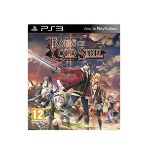 The Legend of Heroes: Trails of Cold Steel II (PS3) DAMAGED BOX PLEASE SEE PICS