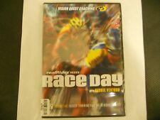 New - Race Day with Robbie Ventura - Dvd - Indoor Training for Cyclist