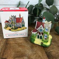 Liberty Falls Americana Collection - Mountainview Church - # Ah160 - 1998