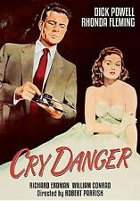 CRY DANGER (Dick Powell) - DVD - Region 1