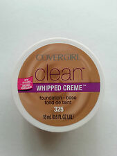 CoverGirl Clean Whipped Creme Foundation 325 Buff Beige