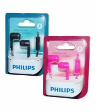 Philips SHE1405 In-Ear Headphones With Mic, Phone Compatible - Assorted Colors