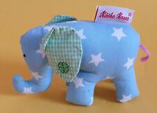 Baby Spielzeug Mini Greifling Elefant Rasselton 12 cm lang Käthe Kruse, Nr 78334
