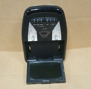 """Kenwood LZH-70W 7"""" LCD Screen Overhead Flip-Down Monitor with SK-70TR Included"""