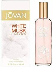 Jovan White Musk for Women Cologne Spray, 96ml -Spicy and woodsy scents
