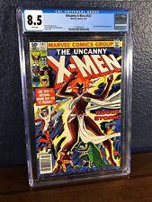 Rogue Storm! UNCANNY X-MEN 147 cgc 8.5 White Pages (July 1981 Marvel Comics) 1st