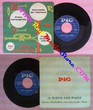 LP 45 7'' Complex Hallmarked Calabrese Tarantella Du 'Mbriacu No CD Mc DVD
