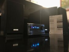 Onkyo CR-315 Black Stereo CD Receiver Manual Included