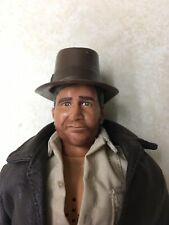 HARRISON FORD ACTION FIGURE INDIANA JONES RAIDER OF THE LOST ARK DOLL