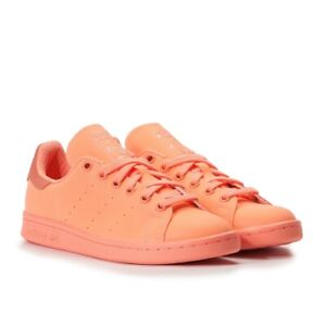 BRAND NEW IN BOX MANY SIZES ADIDAS STAN SMITH ADICOLOR SUNGLOW TRAINERS RRP £75