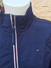 Tommy Hilfiger Men's DENIM BOMBER  blue S