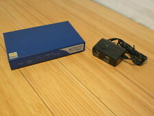 CHECKPOINT UTM-1 EDGE X VPN FireWall Router WITH AC adapter SBX-166LHGE-5