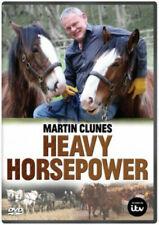 Heavy Horsepower With Martin Clunes DVD Region 2