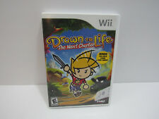Drawn to Life: The Next Chapter (Nintendo Wii, 2009) - Very Good Condition