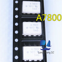 1PCS HCPL7800 A 7800 A7800 A 7800 SOP-8 SMD High Isolation Amplifiers new