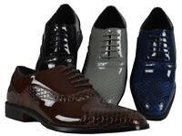 Men's WALGATE Dress Shoe Formal Oxford Comfort Wing Tip Prom Wedding Casual 5616