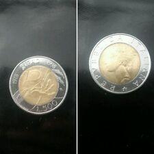 Italia moneta Repubblica del 1998 500 lire