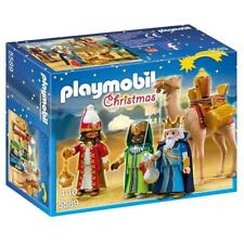 Reyes magos Navidad Playmobil Christmas
