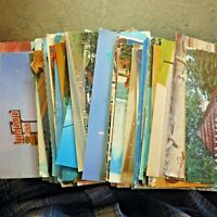 Lot of 132 Vintage Post Cards