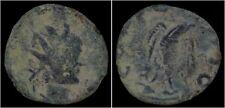 Divo Claudio AE antoninianus eagle (DS138)