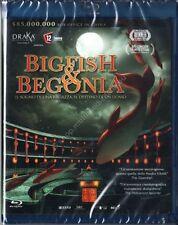 BIG FISH & E BEGONIA (2016 film animazione) BLU RAY DISC NUOVO