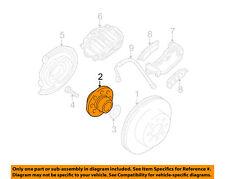 GM OEM Brake-Rear-Hub 25843093