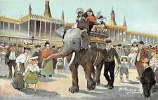 Belle Vue Manchester, Zoological Gardens, The Children's Delight, Zoo, Elephant