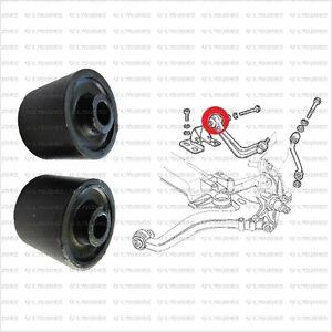 ALFA ROMEO 166 Rear arm lateral upper rod bush x 2