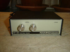 Ramko Research, SP-8E, Turntable Preamp, Vintage Unit