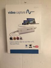 Brand New Corsair Elgato Video Capture Analog Video For Mac Pc, iPad iPhone Yout