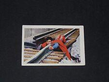 N°166 SUPERMAN THE MOVIE AGEDUCATIFS 1979 PANINI DC COMICS