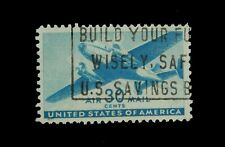 1941  US Air Mail Postage Stamp /Planes 30 Cents / C30 /Used