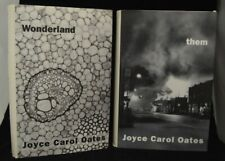 Joyce Carol Oates Book Lot - Wonderland & Them