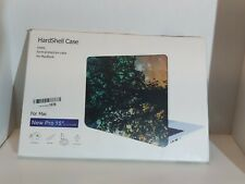 "Macbook Pro 15"" A1707 /A1990 Touch Bar Matte Case + Keyboard Cover ."