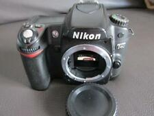 Nikon D D80 10.2MP Digital SLR Camera - Black (Body only)